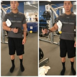 Basic Resisted External Rotation